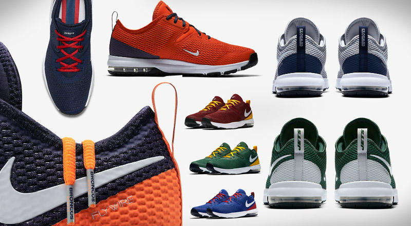 NFL Gameday Footwear Collection