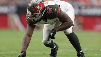 Tampa Bay Buccaneer Noah Spence Ate Up To Ten Meals A Day To Get Insanely Jacked This Off-Season