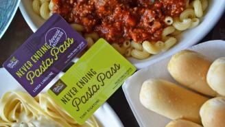 Olive Garden Will Unleash Annual All-You-Can-Eat Pasta Pass – How Much It Will Cost And When It Goes On Sale