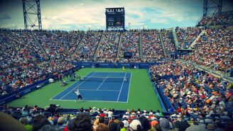 U.S. Open To Commence At The 'Reimagined' Billie Jean King National Tennis Center