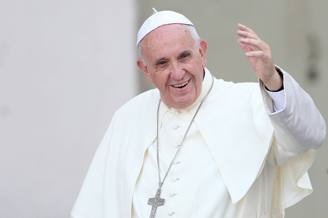 pope francis twitter crypto scam