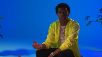 Rapper Lil Baby Shows Off His Ridiculous Jewelry Collection Worth Over $500,000