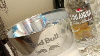 Vodka Red Bulls Are Scientifically Proven To Increase The Chance You'll Make Bad Decisions While Drinking