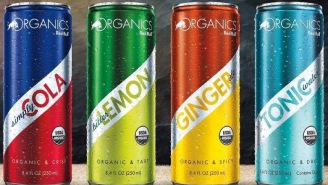 Red Bull Released Their First Non-Energy Drinks: A New Line Of (Mostly) Caffeine-Free Organic Sodas