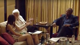 Sacha Baron Cohen's 'Who Is America?' Interview With OJ Simpson Is Super Cringeworthy