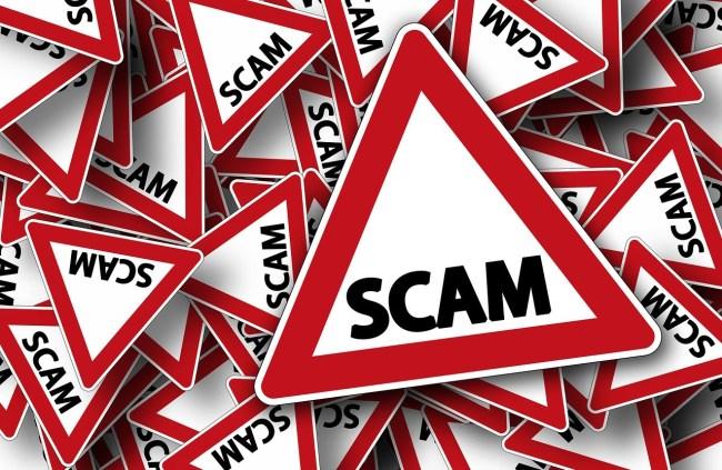 crypto ICO scams