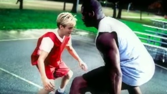 This '30 For 30′ Parody Of Shaq Losing To Aaron Carter In That God Awful Music Video Years Ago Is Woke Journalism