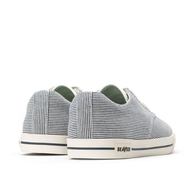 SeaVees Hermosa Plimosoll Railroad Stripe Sneaker