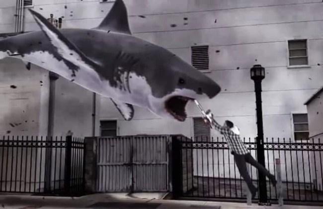 craziest sharknado moments