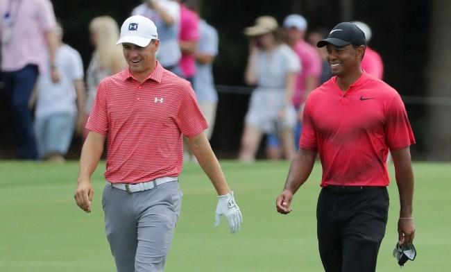 Spieth Woods Favorites 2019 Masters Sportsbooks