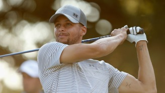 Steph Curry Played In His Second Career Web.com Tour Event, Check Out What He Had In His Bag