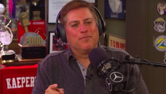 ESPN's Steve Levy Recounts The Most Infamous On-Air Blooper Of His Career That Haunts Him Today