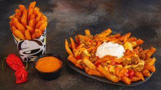 Taco Bell Turns Up The Heat With New Rattlesnake And Reaper Ranch Fries, But The End Is Near For Nacho Fries