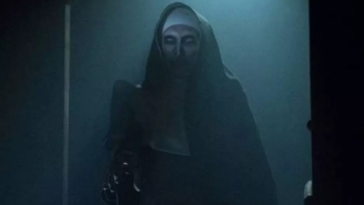 The Jump-Scare Trailer For The Horror Film 'The Nun' Is Legitimately Giving People Panic Attacks
