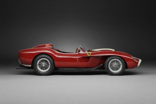things we want 1961 Ferrari 250 GTE Testarossa