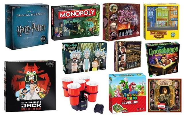 think geek board game sale