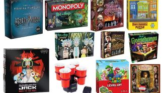 Get Oddly Awesome Board Games And Puzzles 20% Off – Rick & Morty, Harry Potter, Bob's Burgers, Dark Crystal