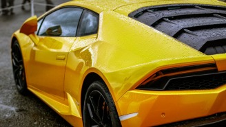 Tourist Racks Up Over $46K In Fines In Just Four Hours With A Rented Lamborghini Because YOLO