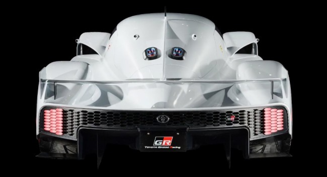 Toyota GR Super Sport Hypercar Concept