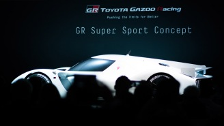 Toyota Officially Unveiled Their Wicked $1 Million-Plus Street-Legal GR Super Sport Hypercar