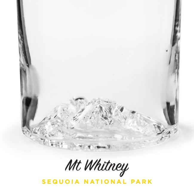 whiskey peaks rocks glasses