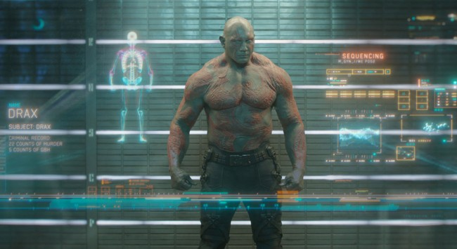 Why Drax Thought Being Still Invisible