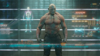 We May Finally Know Why Drax Thought Being 'Incredibly Still' Makes Him Invisible In 'Infinity War'