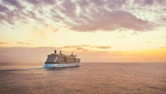Woman Falls Off Cruise Ship, Survives 10 Hours Floating In The Sea Before Being Rescued