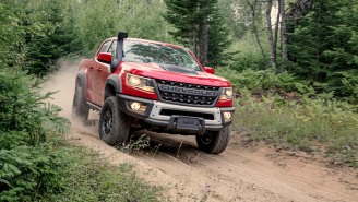 2019 Chevy Colorado ZR2 Bison Is Built Like A Tank To Roam On An Off-Road Expedition You Never Thought Possible