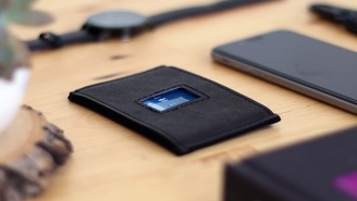 Protect Your Cards In Style With This High-Tech Wallet (Only $19.99)