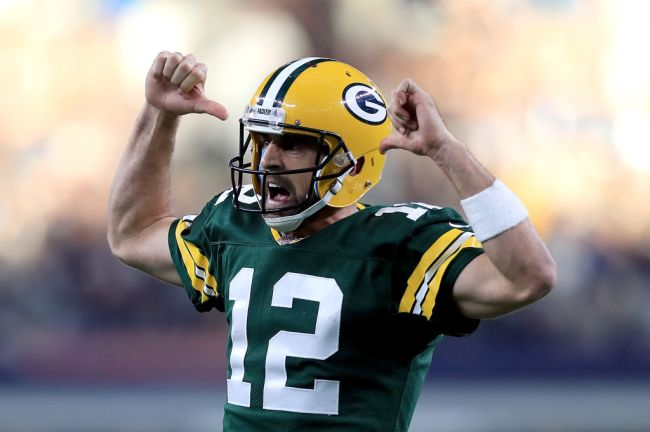 aaron rodgers haters pat mcaafee show
