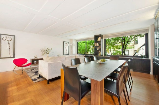 Anthony Bourdain Manhattan Apartment For Sale