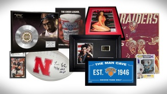 Buried Treasure: 12 Awesome Collectibles And Memorabilia Perfect For Your Man Cave And More