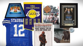 Buried Treasure: 15 Awesome Collectibles And Memorabilia Perfect For Your Man Cave And More
