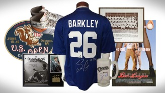 Buried Treasure: 13 Awesome Collectibles And Memorabilia Perfect For Your Man Cave And More
