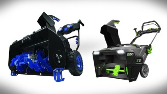 9 Of The Best Electric Snow Blowers On The Market Today