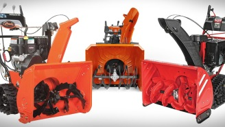 8 Of The Best Gas-Powered Snow Blowers On The Market Today
