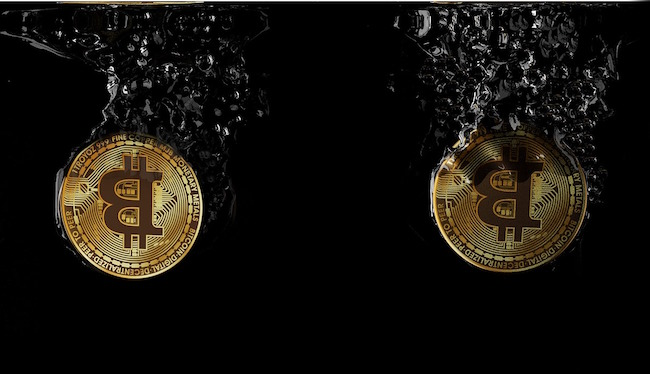 crypto bubble worst than dot com crash