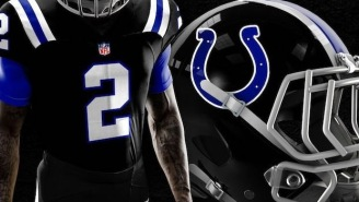 Artist Designs Special 'Blackout' Uniforms For Every NFL Team And They Are Straight Fire