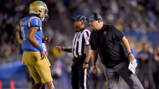 Chip Kelly Has The Perfect Response To Getting Blasted By His Quarterback's Dad On Twitter