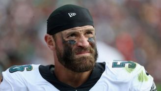 Chris Long Rips Into DeSean Jackson For Hitler Post, Says Not Enough People Have Criticized Him For It