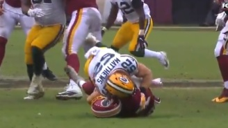 Clay Matthews Blasts The NFL For 'Getting Soft' After He Was Called For Another Roughing The Passer Penalty