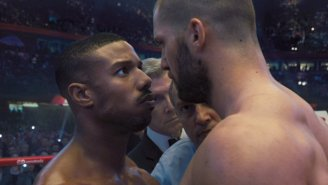 Michael B. Jordan Has The Fight Of His Life Against Drago's Son In Ferocious New 'Creed II' Trailer