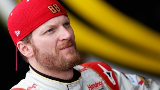 Dale Earnhardt Jr. Needs To Be Banned From Making Food Based On His New Favorite Sandwich
