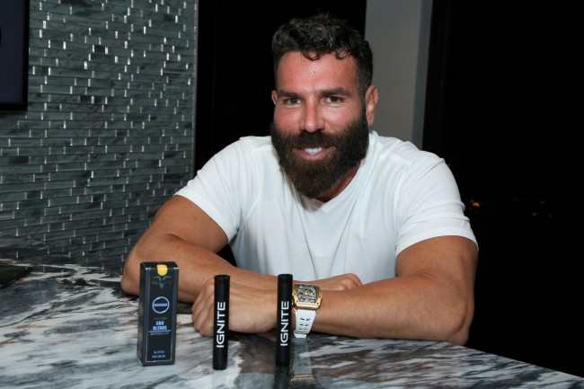 Dan Bilzerian's Ignite Cannabis Co.