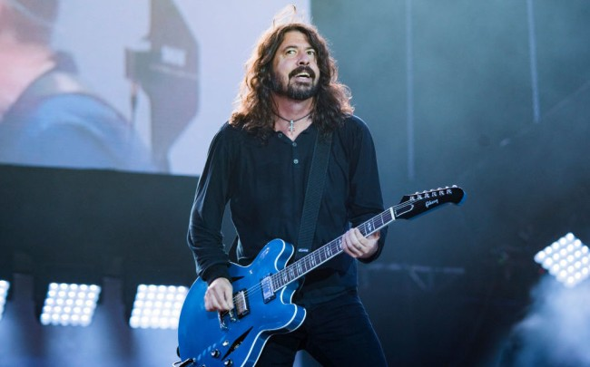 dave grohl drinking ritual