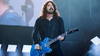 Dave Grohl Revealed How He Pregames Before A Show And I Feel Really Bad For His Liver