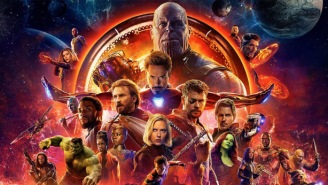 The Directors Of 'Avengers 4' Tweeted A Cryptic Image Causing 'Infinity War' Fans To Lose Their Minds
