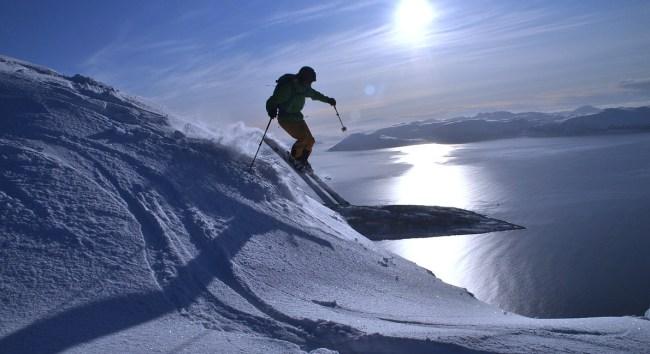 Dream Job Paid Travel Ski World