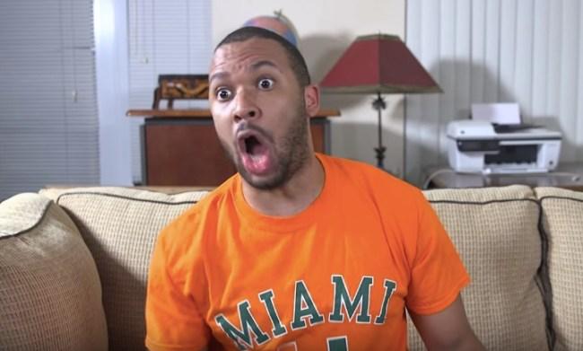 every college football fan reacts week 1
